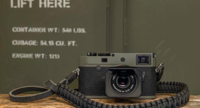 Leica M10-P Reporter : une série limitée en hommage aux photoreporters