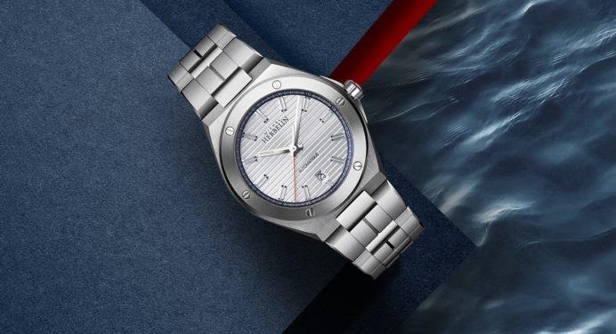Michel Herbelin Cap Camarat : une montre française qui affiche ses couleurs
