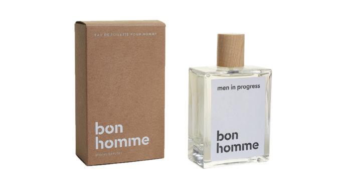 Bon Homme, le nouveau parfum écoresponsable signé Jules