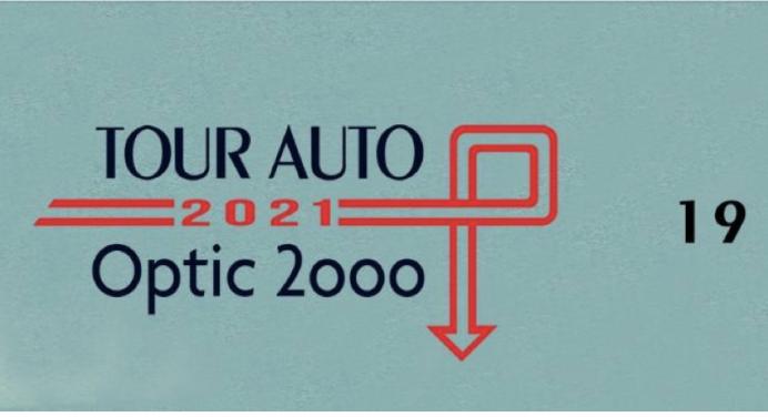Tour Auto 2021 (19-24 avril) : le parcours dévoilé