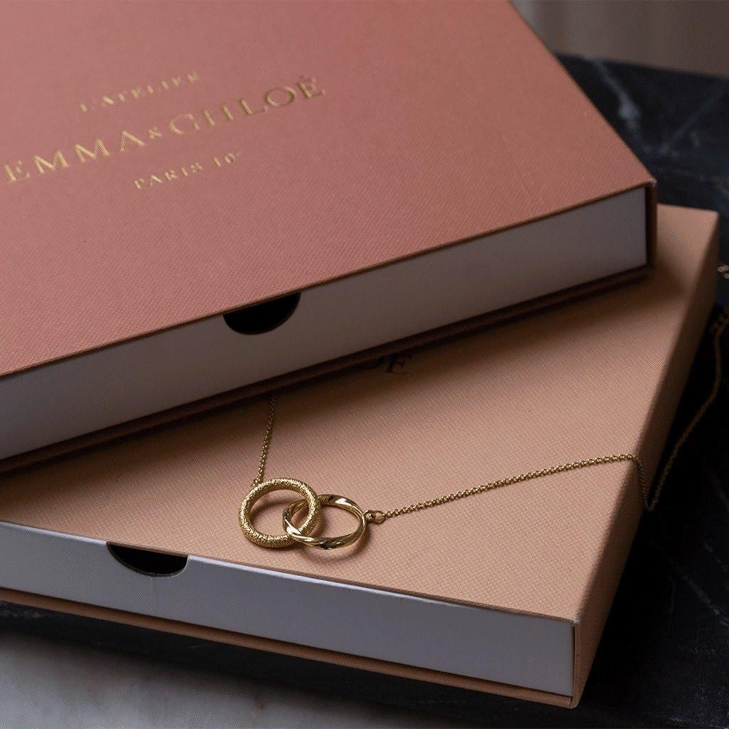 Cadeau de Saint-Valentin - Bijoux Emma & Chloé
