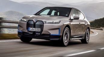 BMW iX : le futur SUV électrique de référence ?
