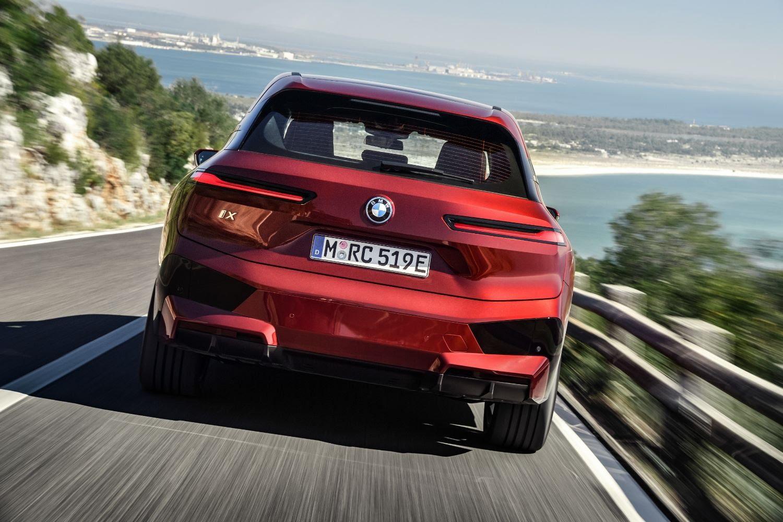 BMW iX pack Sport