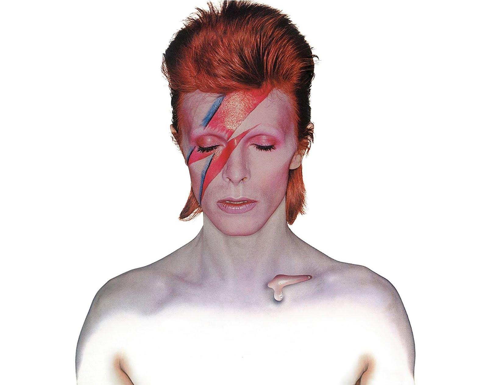 Genderfluid ou androgyne : l'exemple de David Bowie
