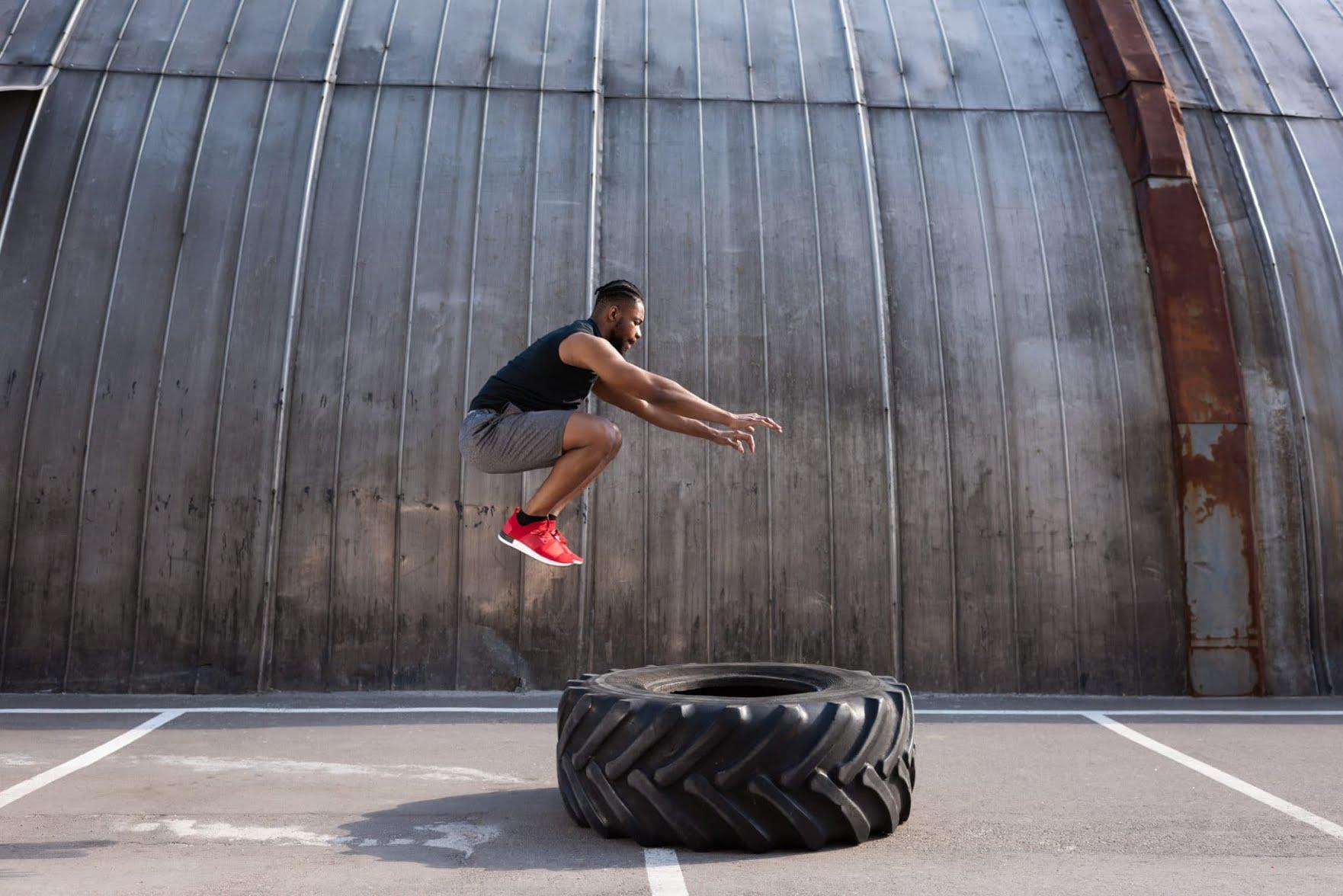 Fitness 2021 - crossfit et entrainement hybride
