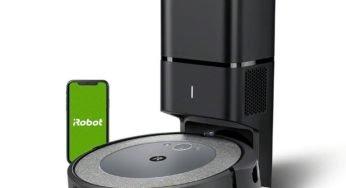 L'aspirateur robot iRobot Roomba i3+ débarque en France