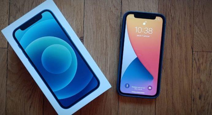[TEST & AVIS] iPhone 12 Mini : ce n'est pas la taille qui compte !
