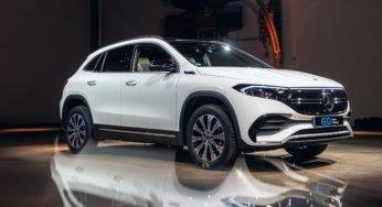 Mercedes EQA : le SUV 100 % électrique aux allures de GLA