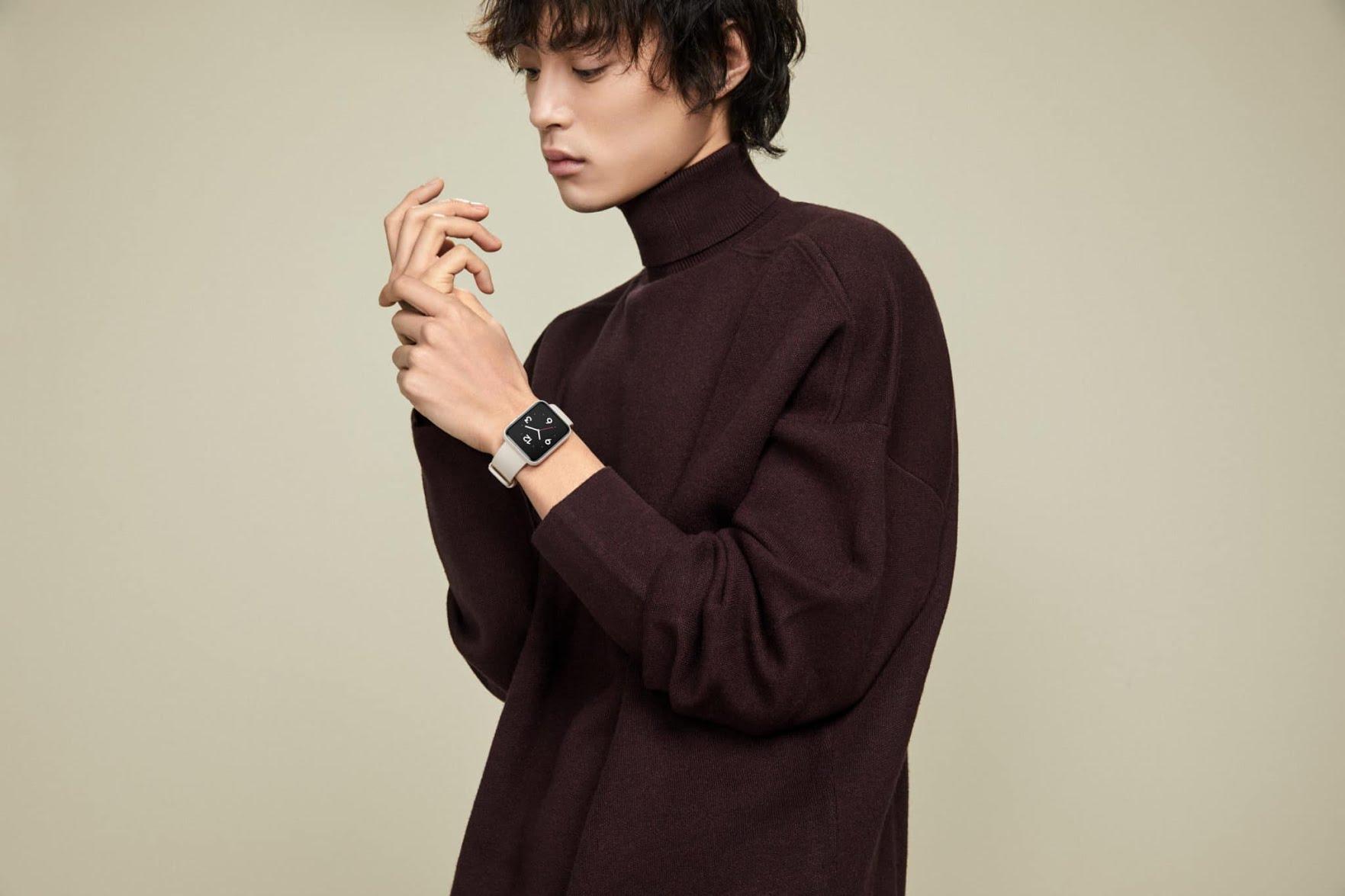 Présentation de la Mi Watch Lite Xiaomi