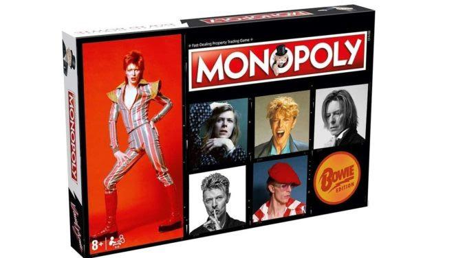 Attention, voici le Monopoly David Bowie !