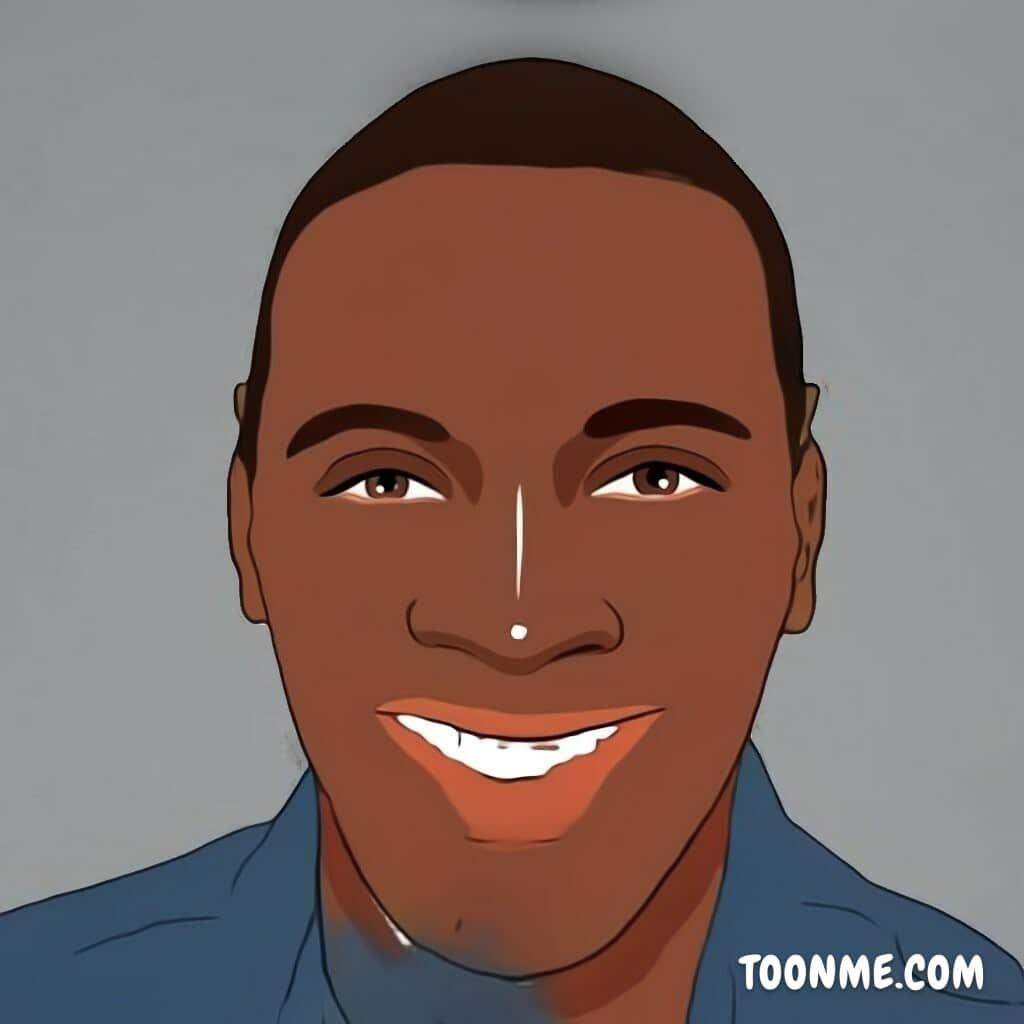Omar Sy - ToonMe