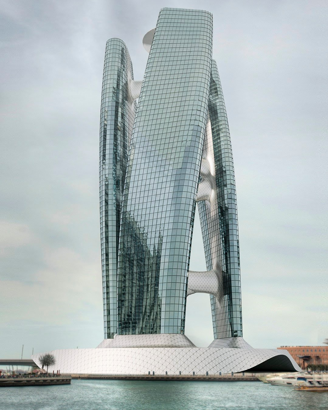 Projet de Squall Tower - HAADS Architecture