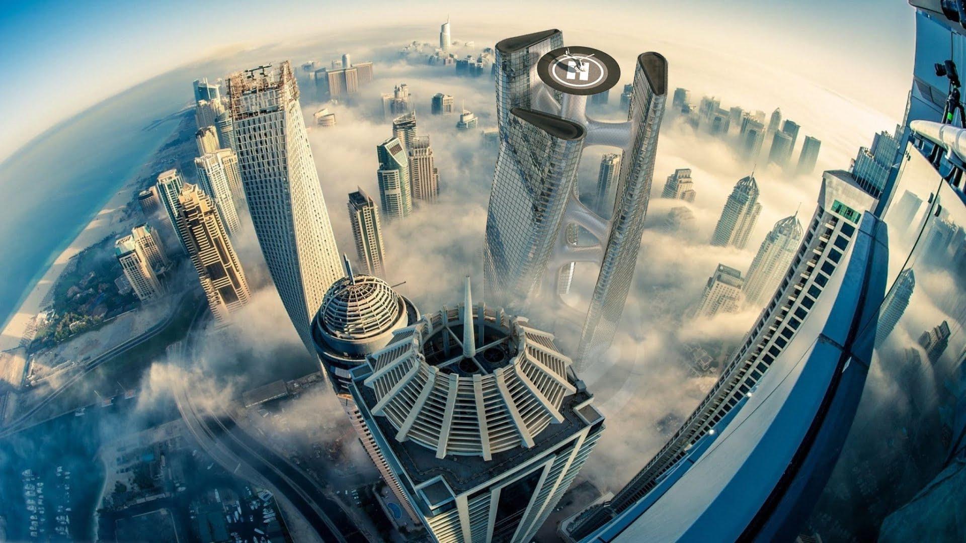 Squall Tower à Dubai