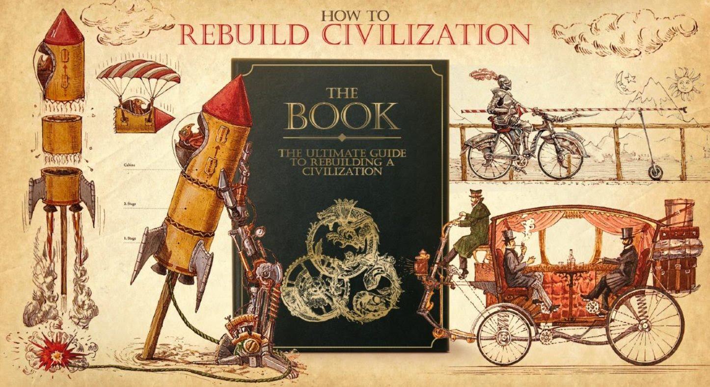 The Book : le livre à 2 millions de dollars sur Kickstarter