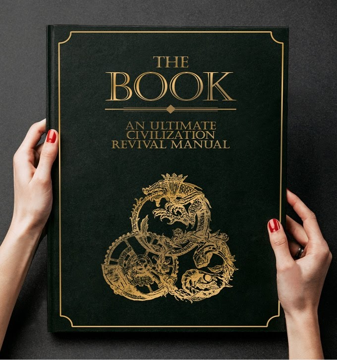 The Book by Timur sur Kickstarter