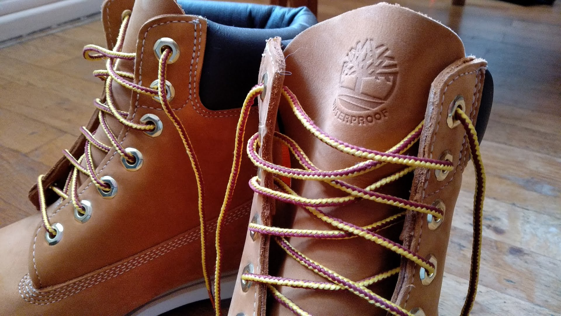 Boots Timberland 6-inch - lacets