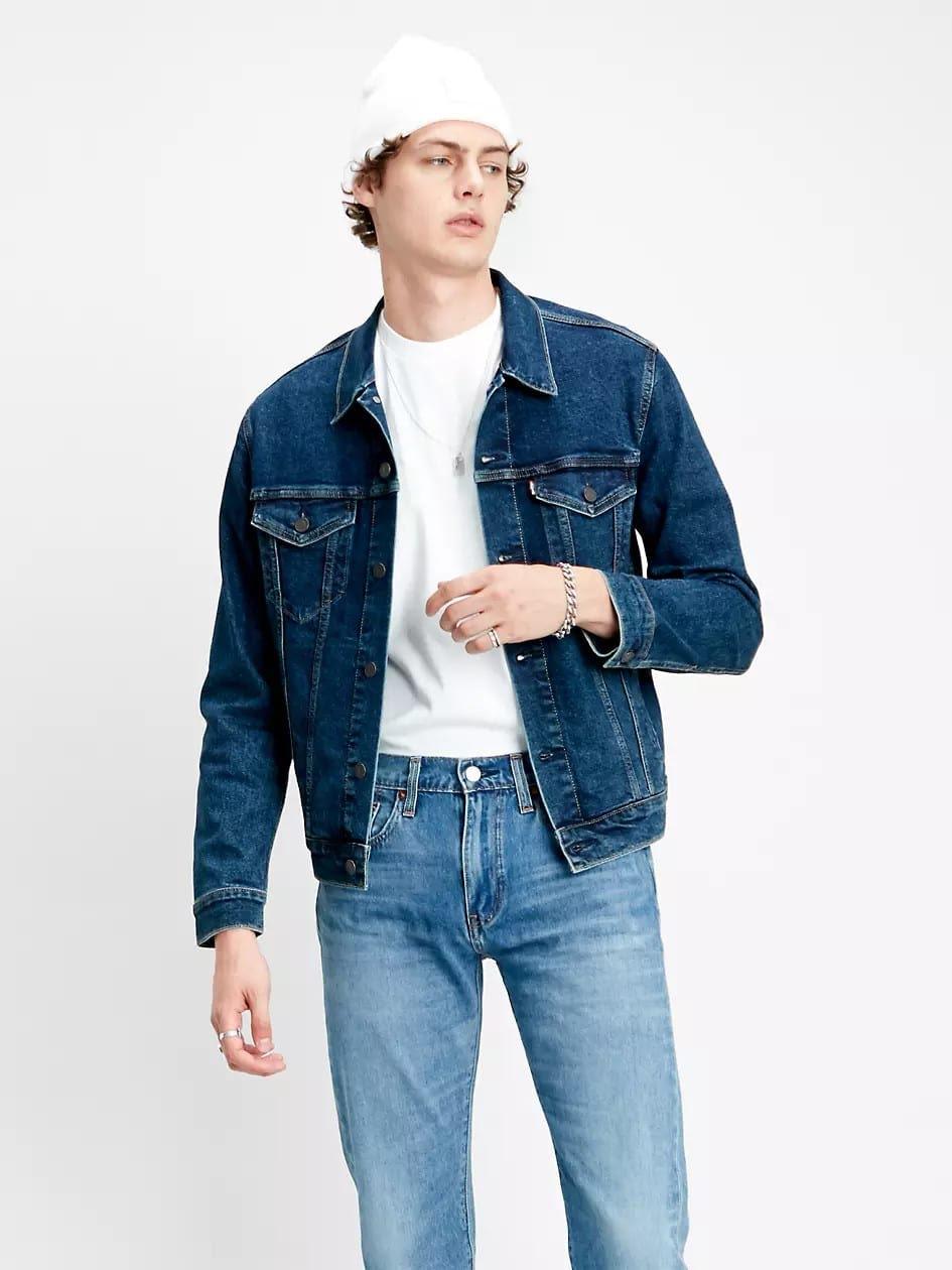 Soldes Levi's - veste en jean Trucker Jacket