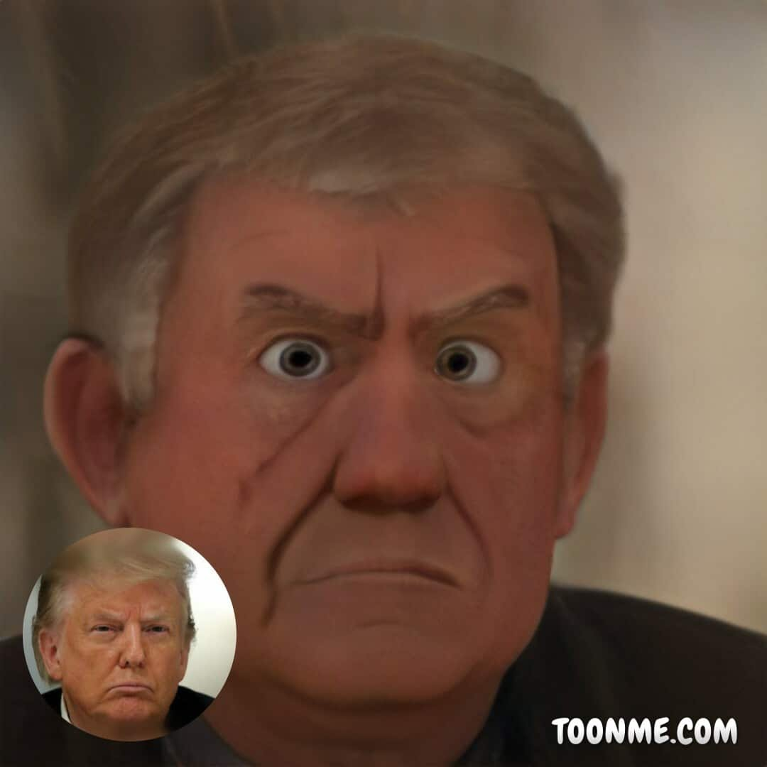 Donald Trump - ToonMe