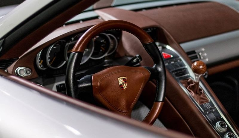 Customiser l'intérieur de sa Porsche
