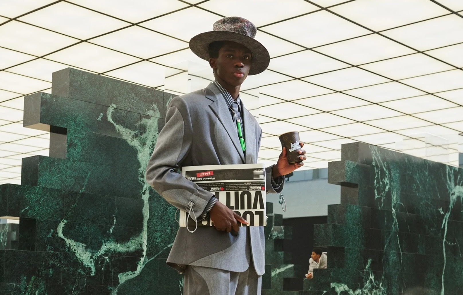 Paris Fashion Week homme - Défilé Louis Vuitton