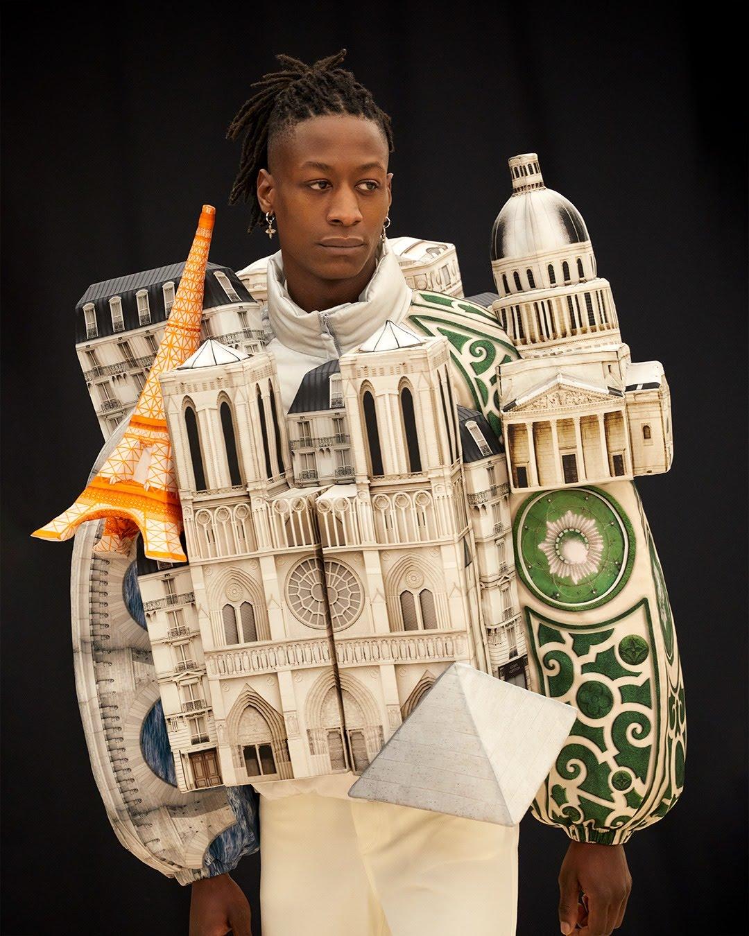 Paris Fashion Week homme - Défilé Louis Vuitton par Virgil Abloh