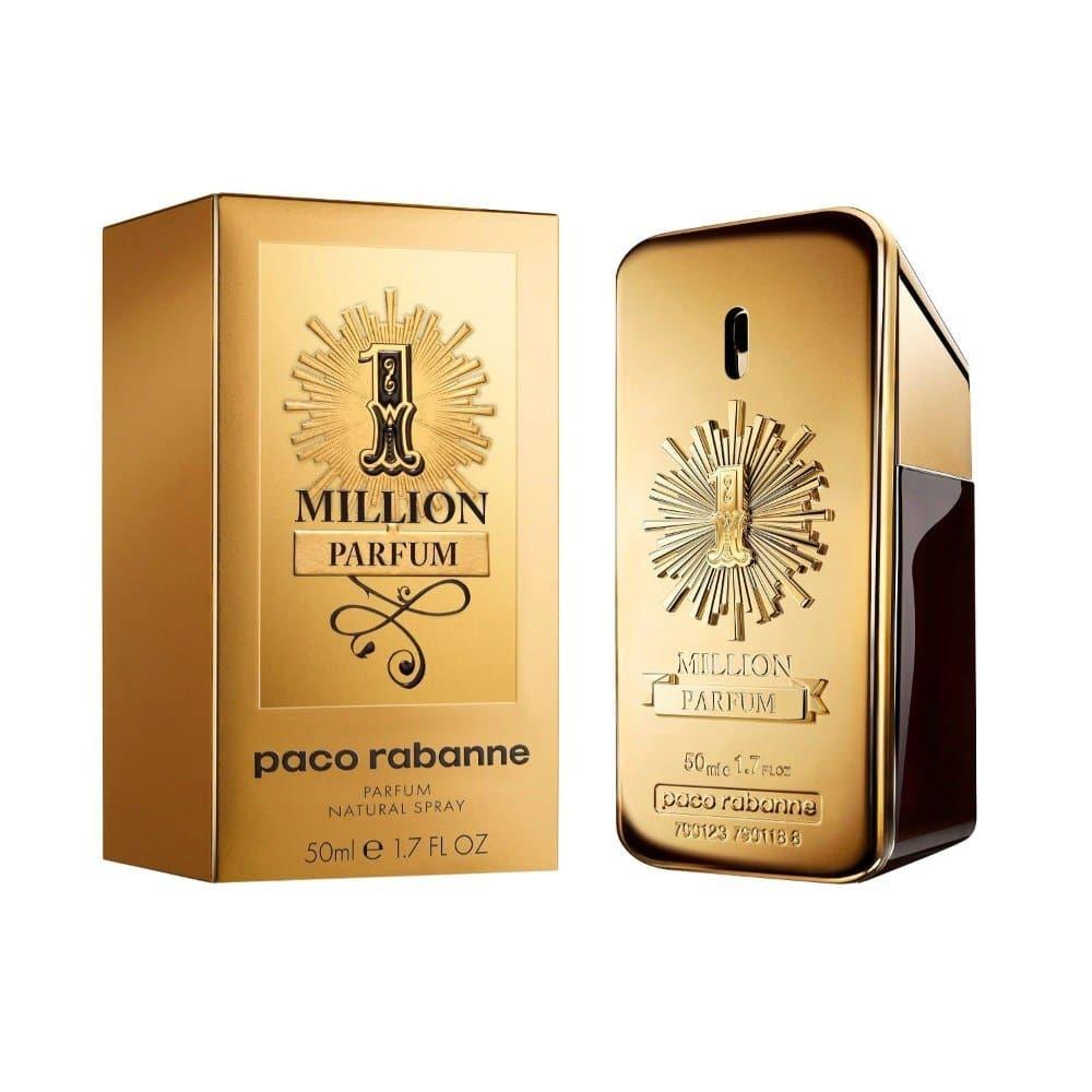 Parfums pour homme à éviter - One Million de Paco Rabanne