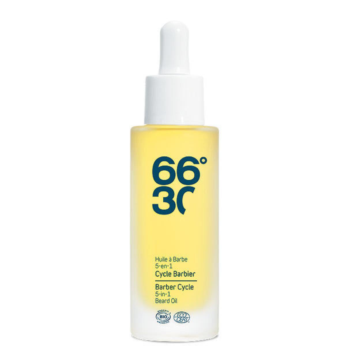 Meilleure huile à barbe 2021 - Avis sur 66°30