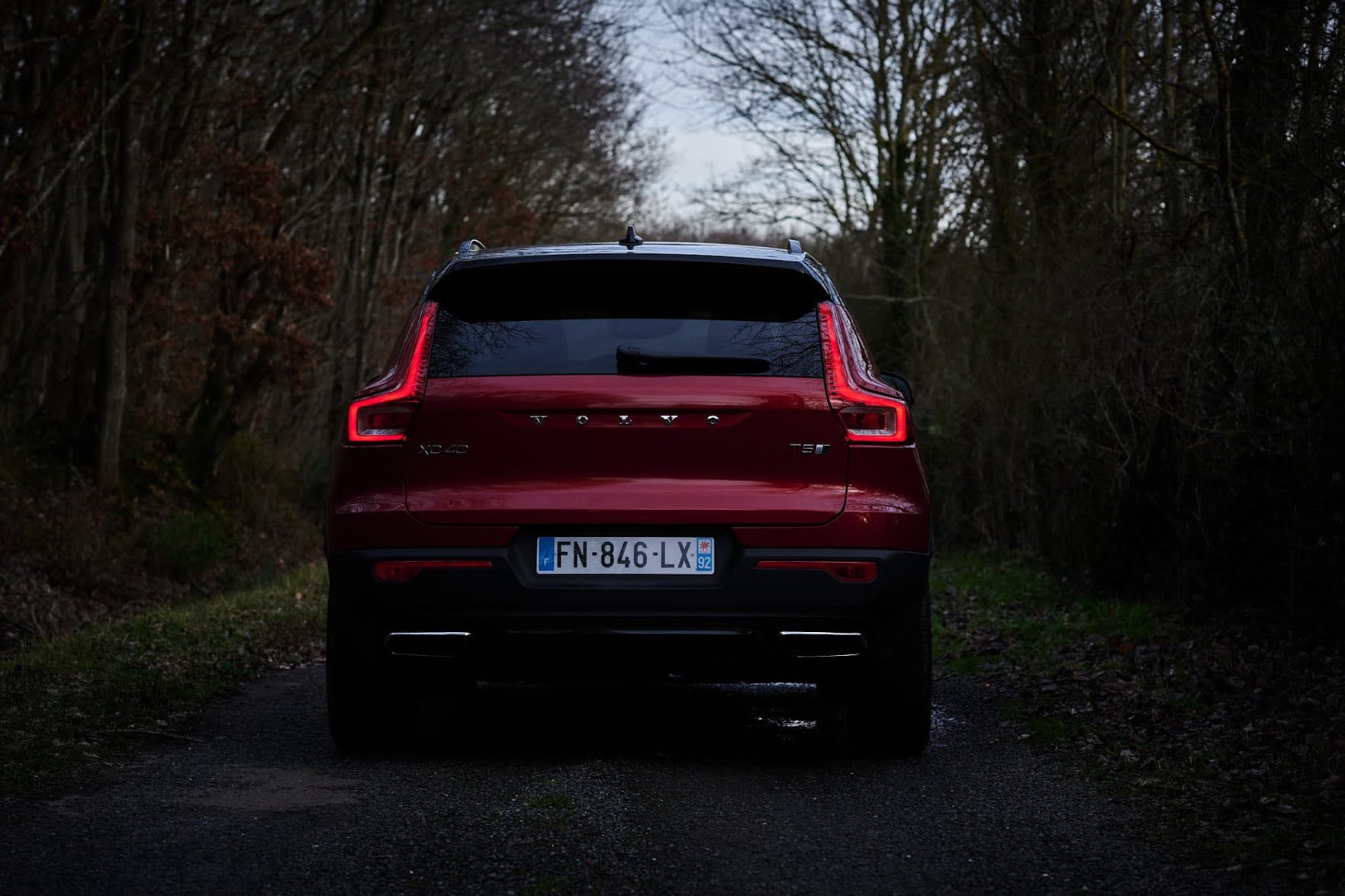 Essai Volvo XC40 T5 Hybride Rechargeable