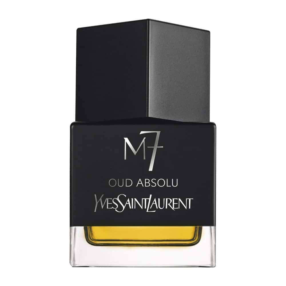 Meilleurs parfums homme à connaître - M7 Oud Absolu Yves Saint Laurent