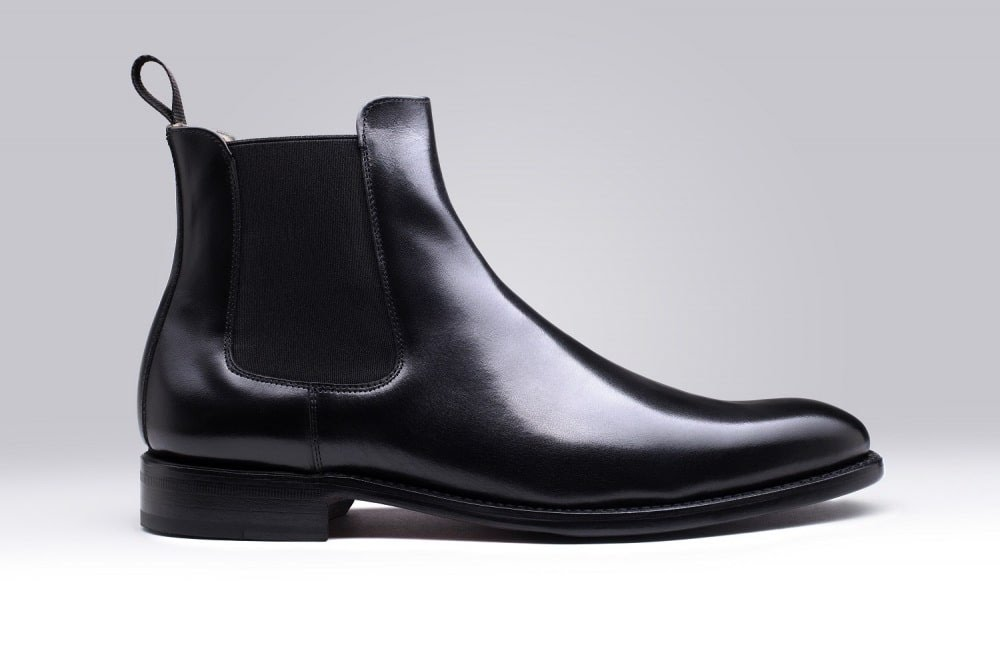 Basiques mode homme - Chelsea boots Finsbury