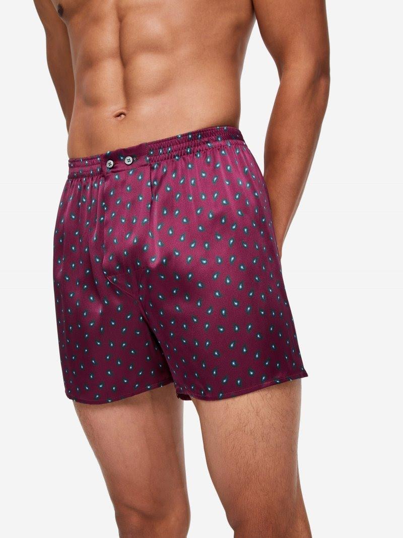 Meilleures marques de sous-vêtements homme - Derek Rose