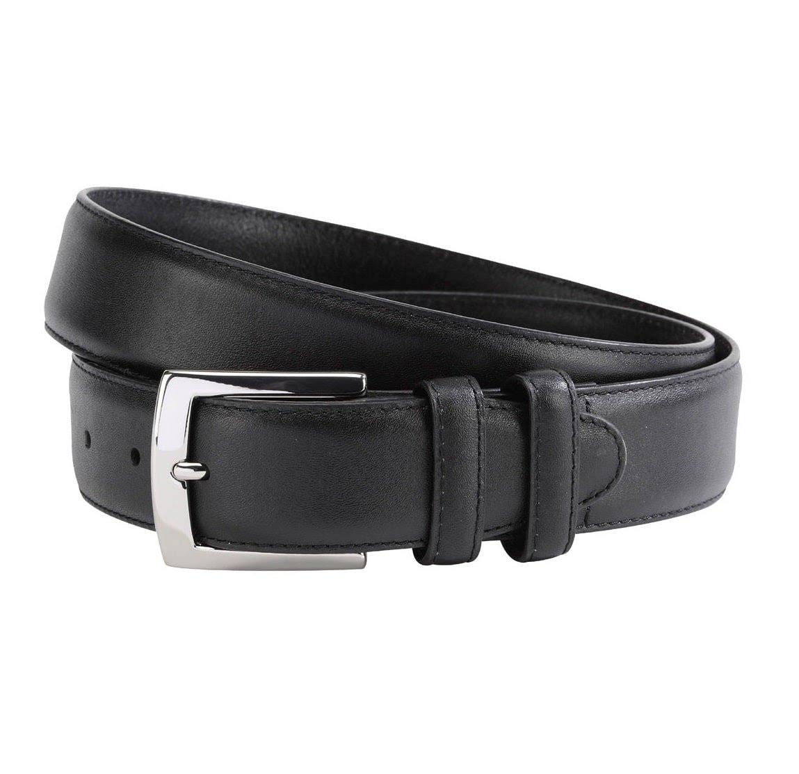 Basiques mode homme - ceinture en cuir Bexley