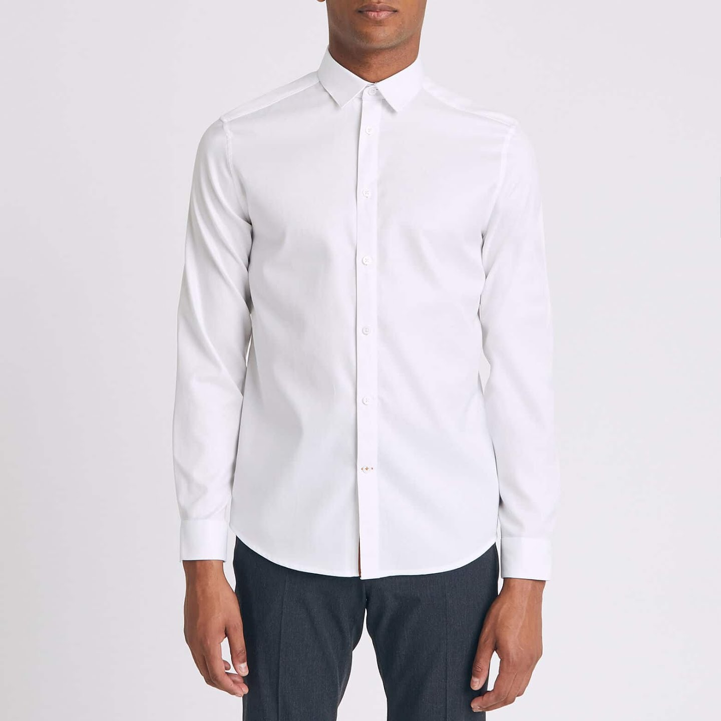 Soldes Jules - chemise blanche