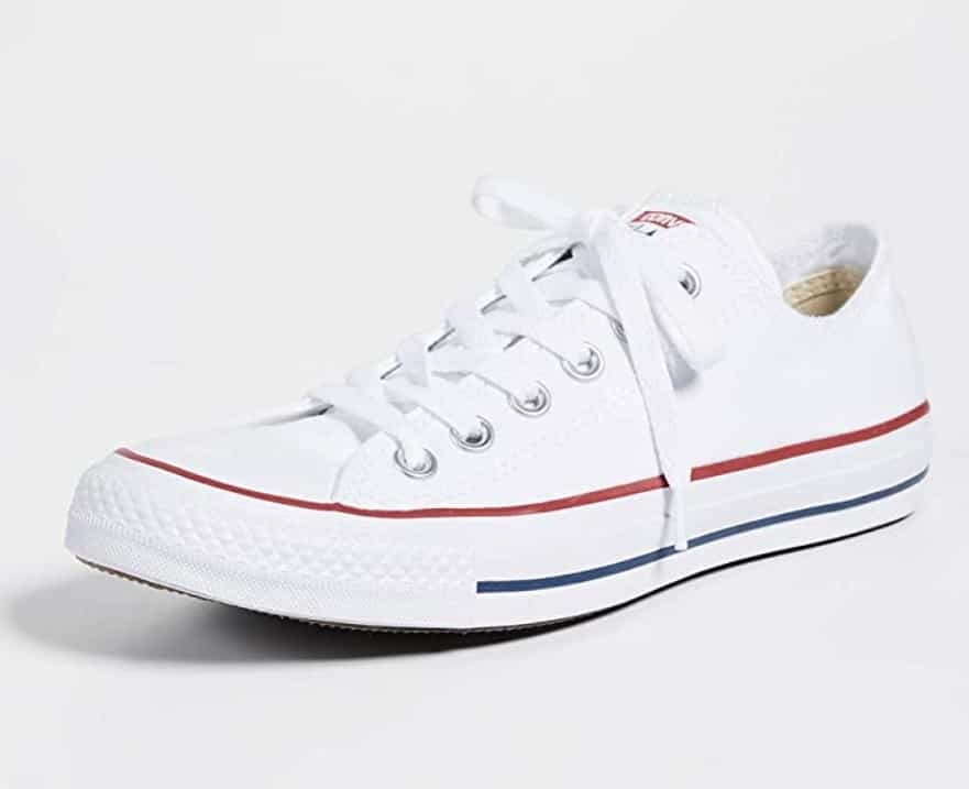 Basiques mode homme - Converse blanches