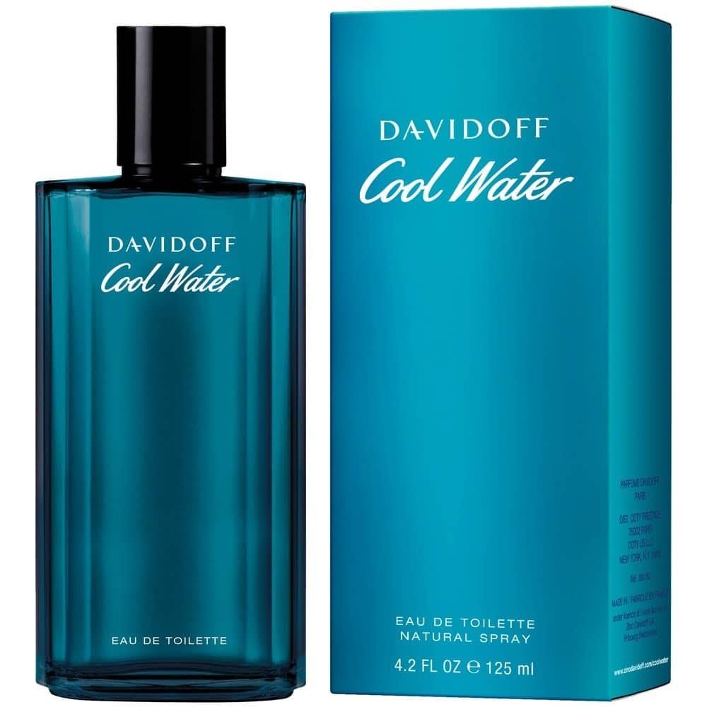 Parfums pour homme à éviter - Cool Water Davidoff