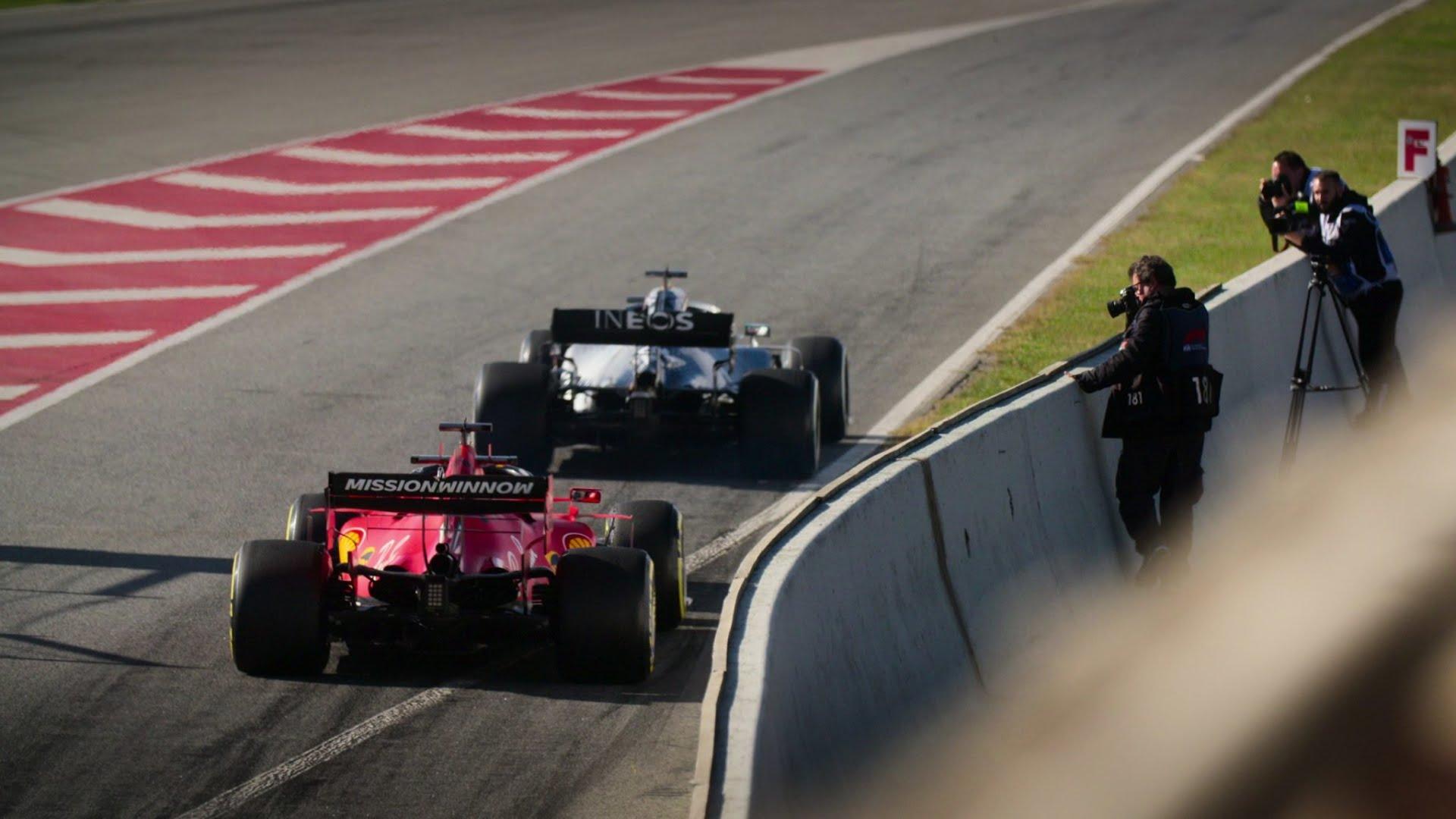 F1 Pilotes de leur destin - Drive to Survive saison 3