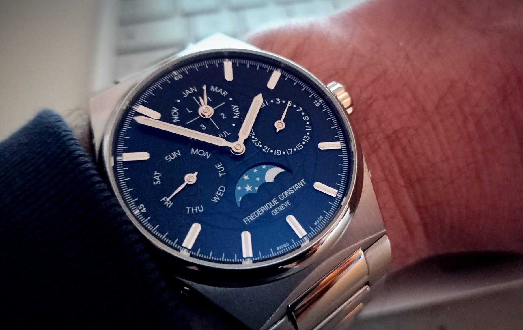 Avis sur la montre Frederique Constant Highlife Perpetual Calendar Manufacture