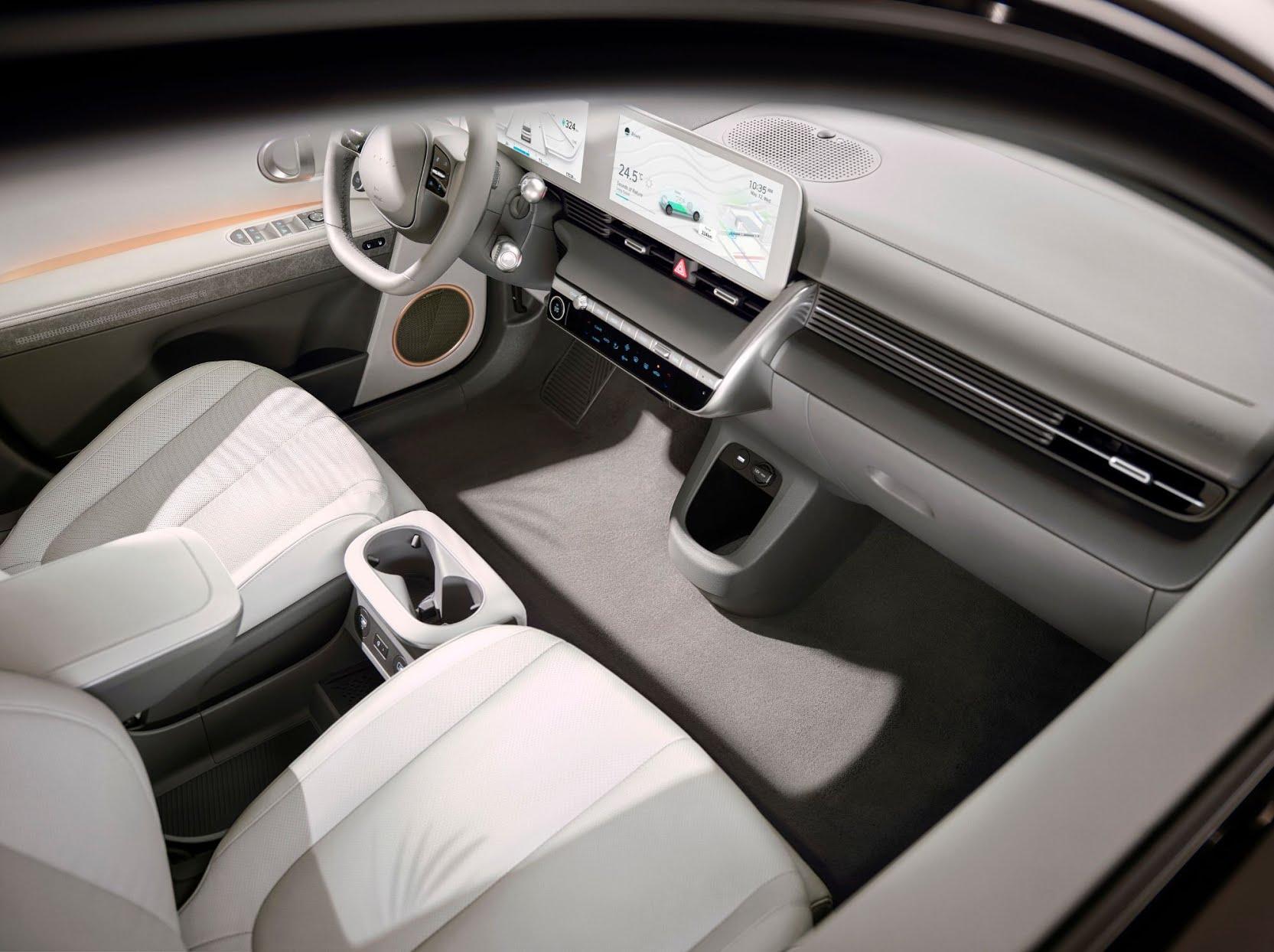 Hyundai Ioniq 5 - intérieur