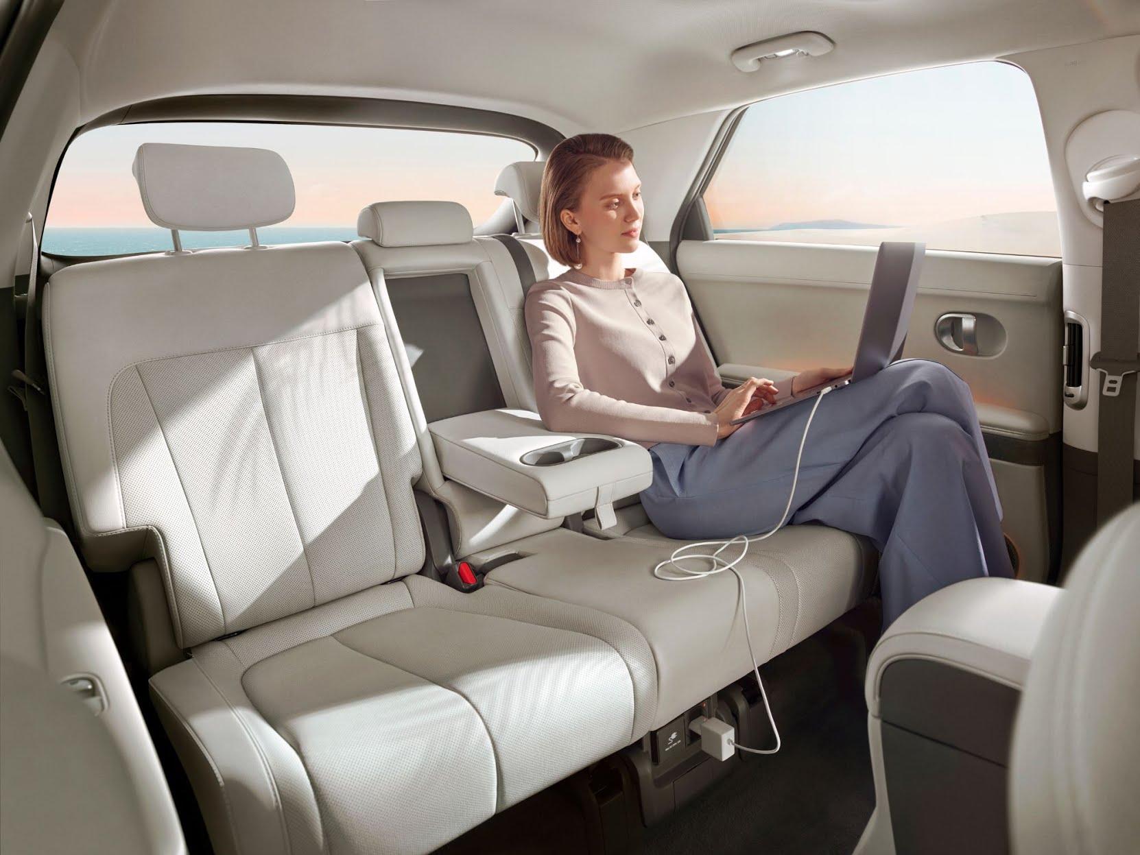 Hyundai Ioniq 5 - habitabilité