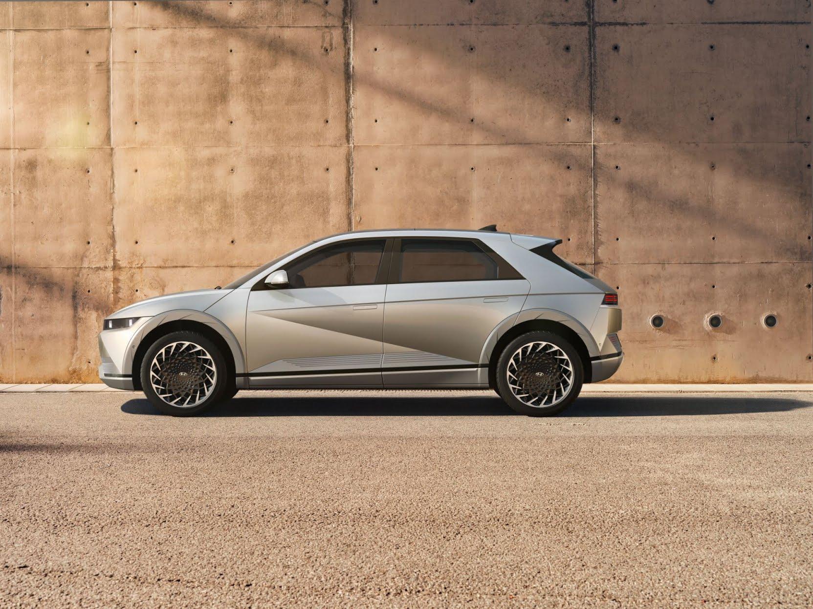 Nouvelle Hyundai Ioniq 5