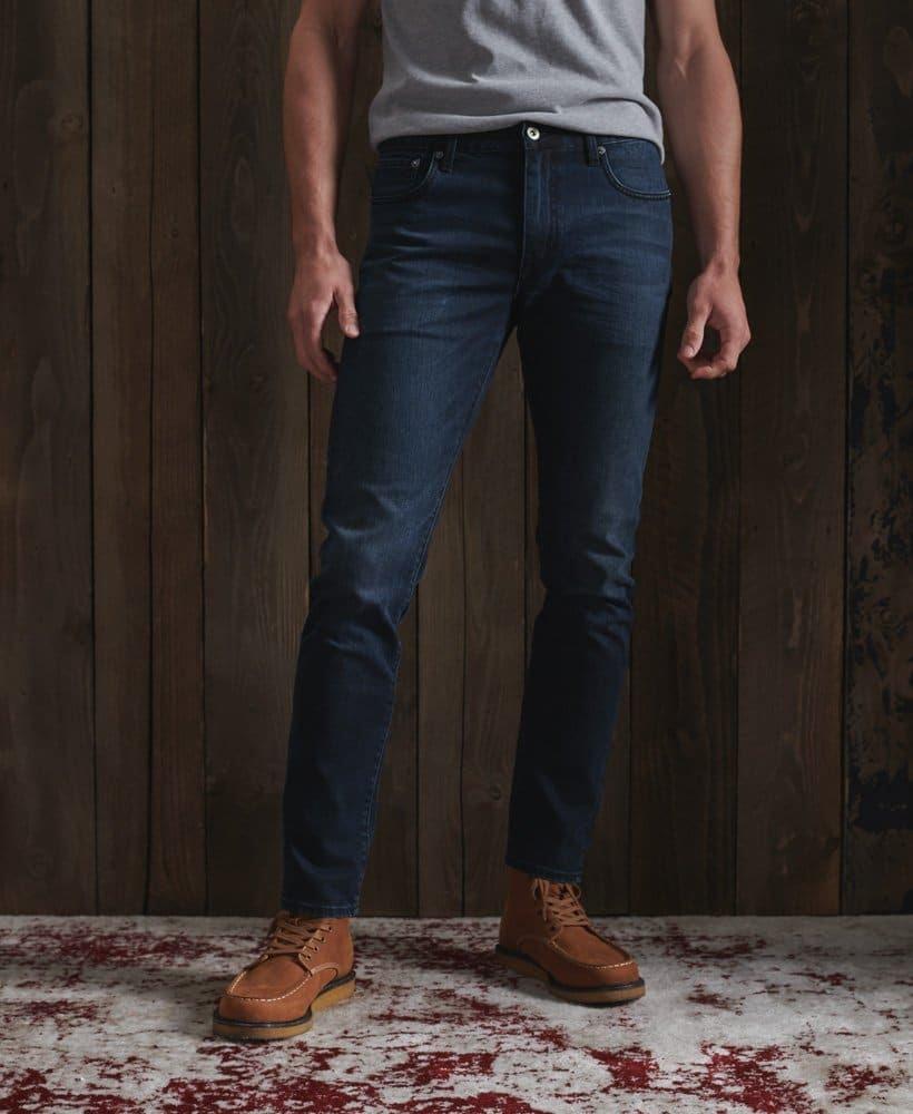 Basiques mode homme - Jean slim Superdry