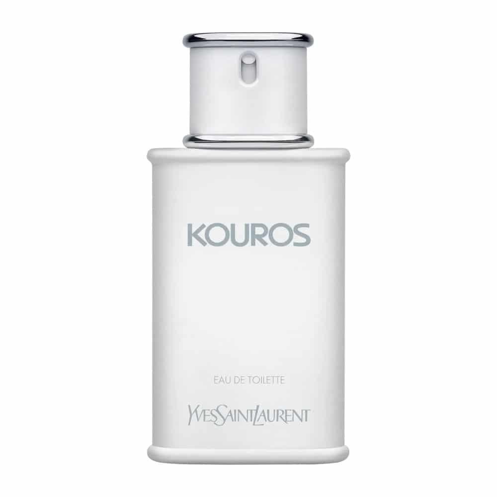 Parfums pour homme à éviter - Kouros Yves Saint Laurent