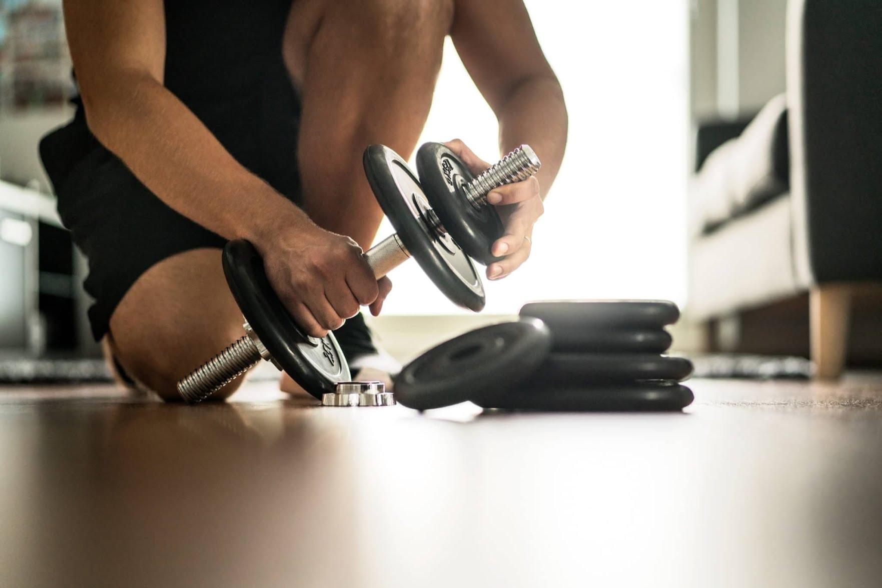 Coaching à distance : tout savoir sur la musculation à domicile