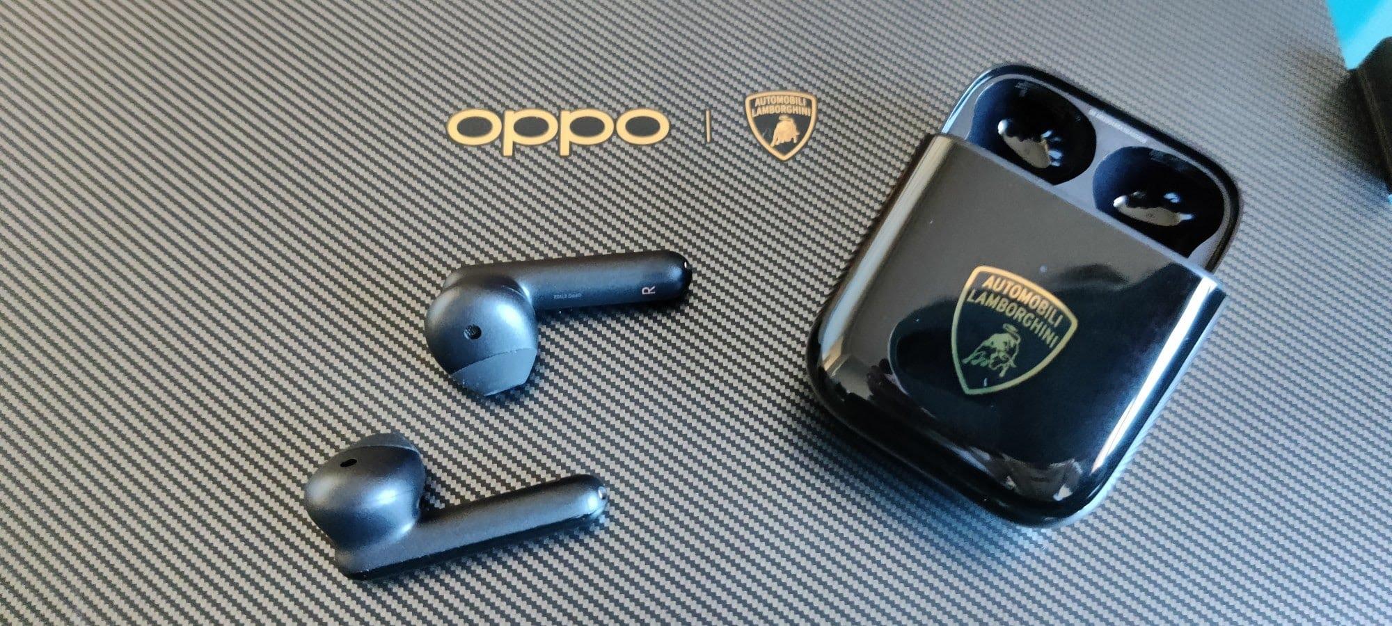 Ecouteurs Oppo Find X2 Pro Lamborghini