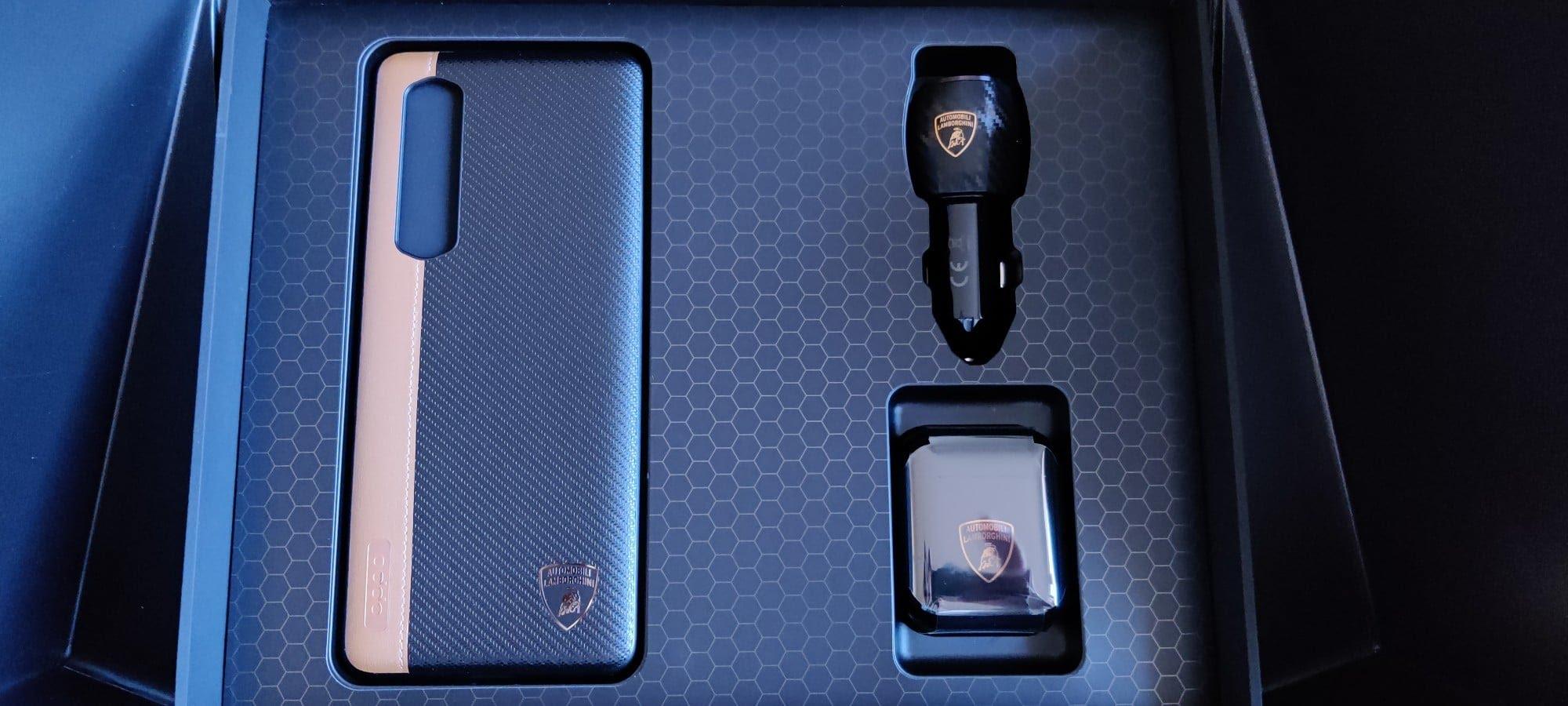 Accessoires Oppo Find X2 Pro Lamborghini