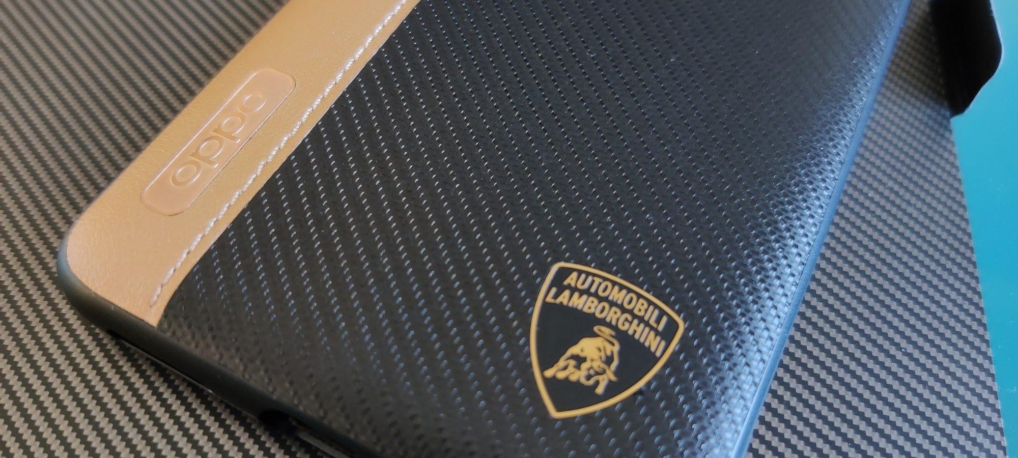 Coque de protection Oppo Find X2 Pro Lamborghini