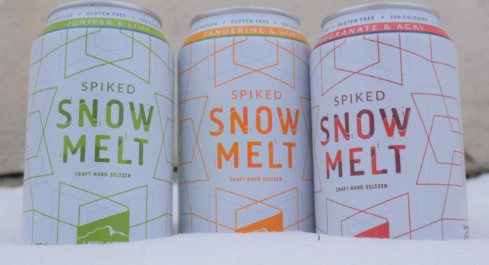 On a goûté : Snowmelt, la hard seltzer venue du froid
