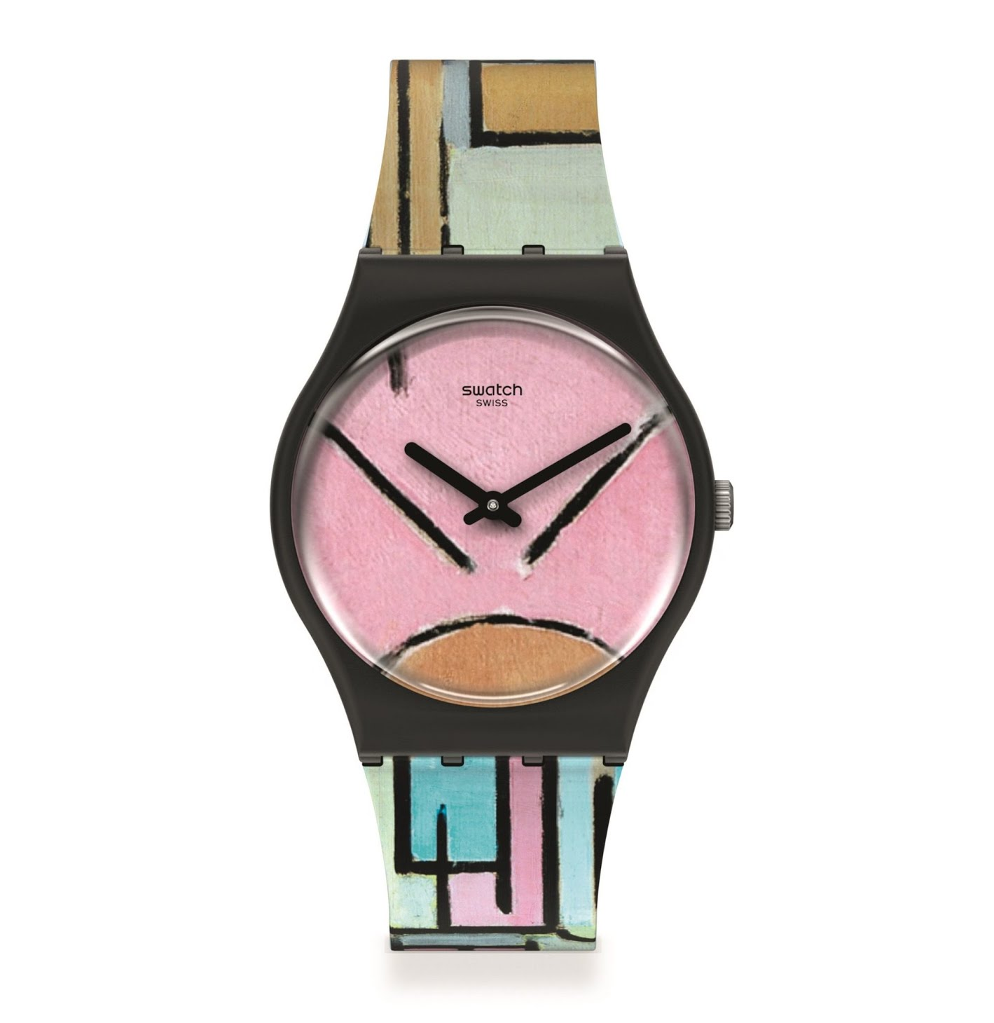 Swatch x MoMA - Mondrian