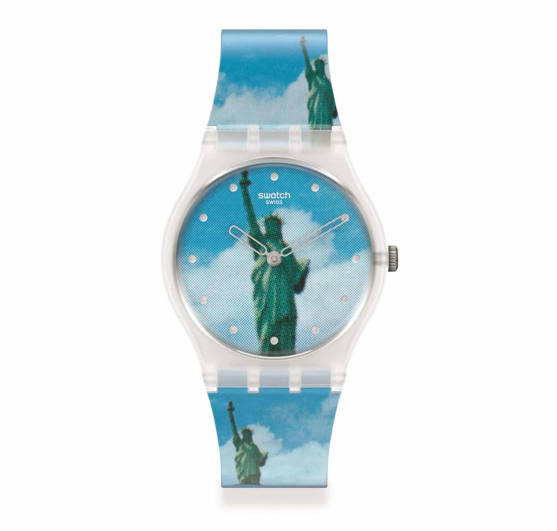 Swatch x MoMA - New York
