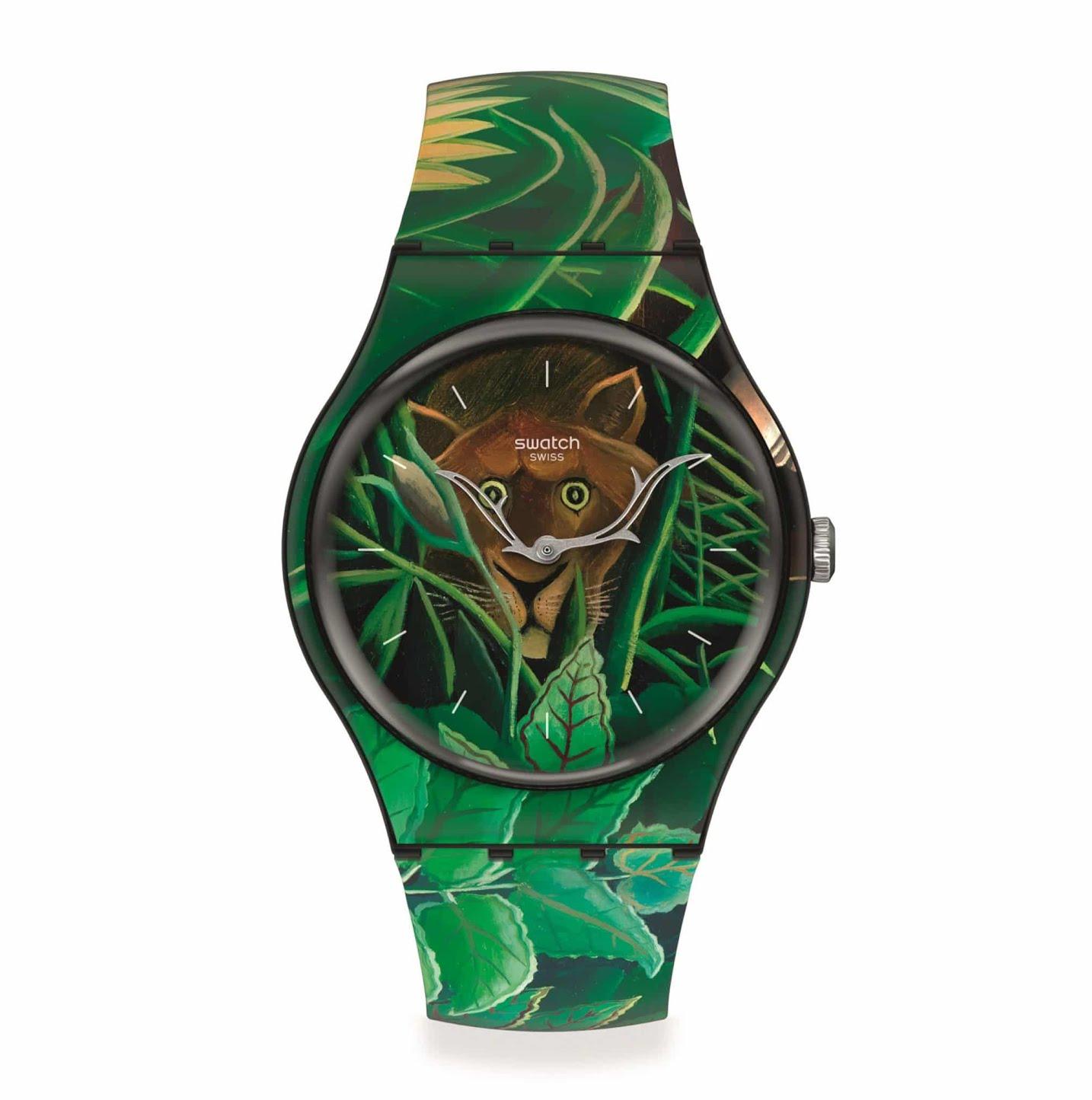 Swatch x MoMA - Douanier Rousseau